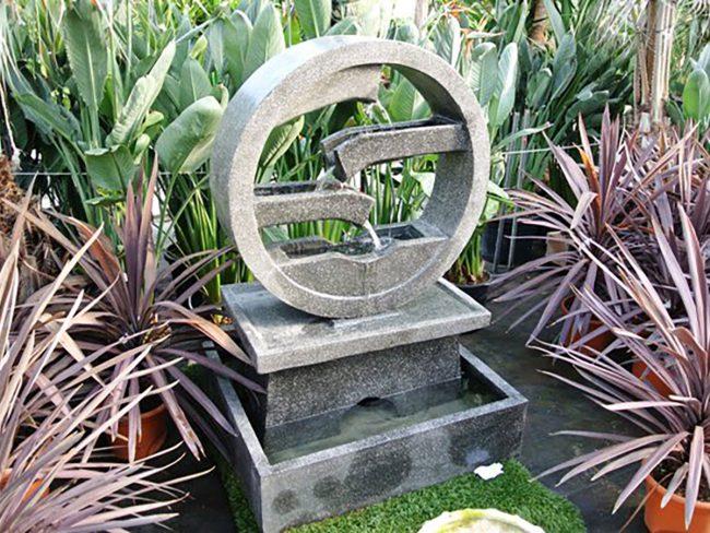 Fontaine RODA Indonésie importation directe mobilier de jardin