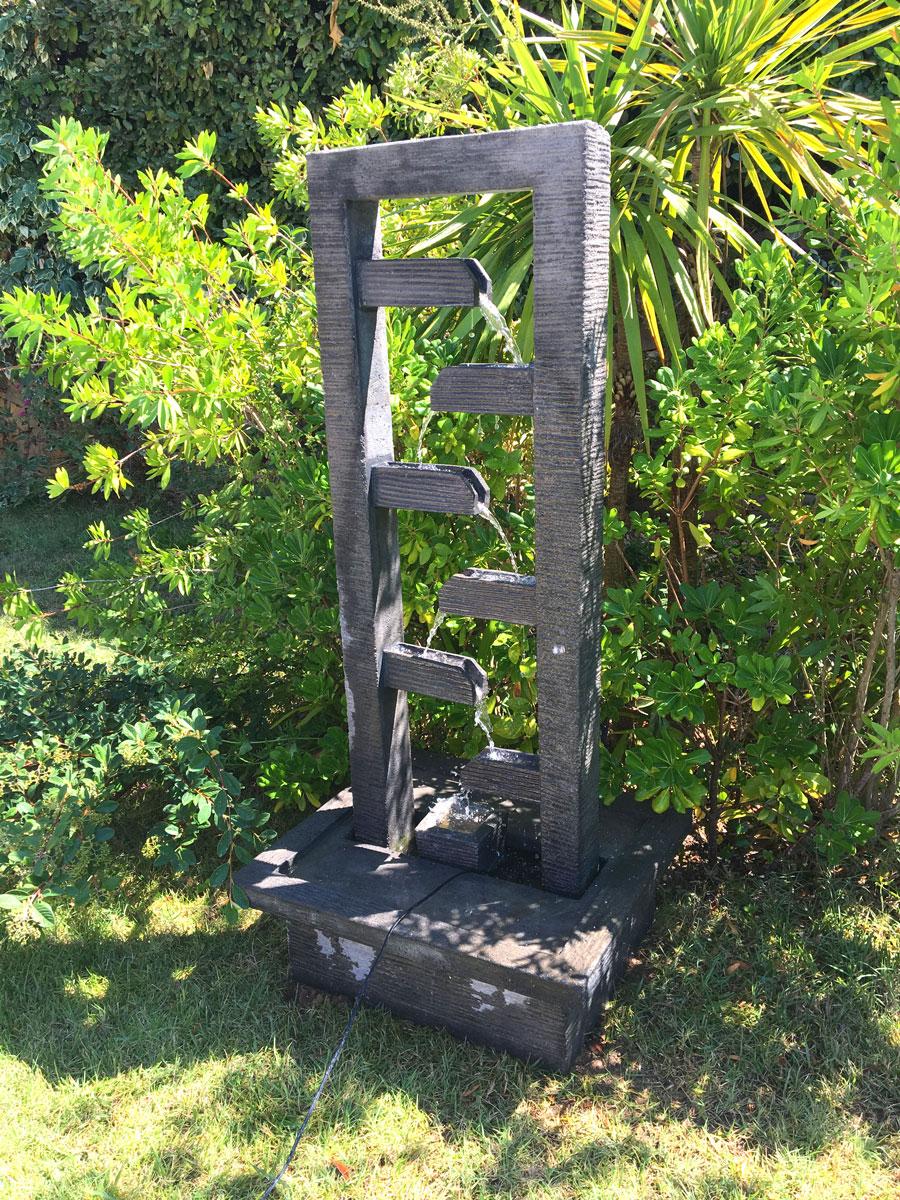 Fontaine va-et-vient DEWI importation directe mobilier de jardin